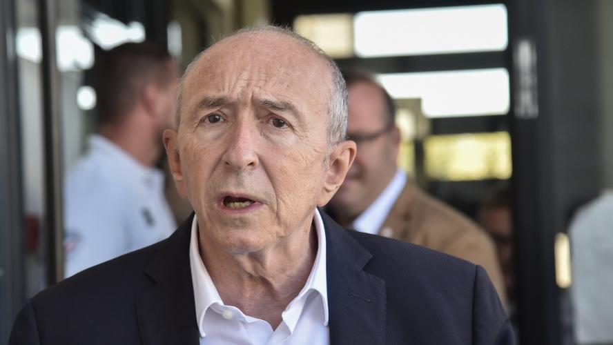 Collomb. Macron accepte sa démission, Philippe assure l'intérim