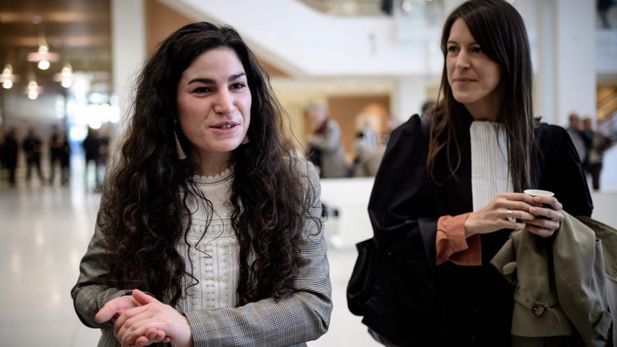 Marie Laguerre, un procès pour l'exemple — Harcèlement de rue