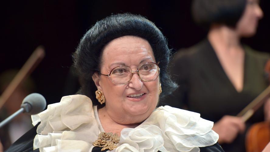 Mort de l'immense soprano espagnole Montserrat Caballé à 85 ans