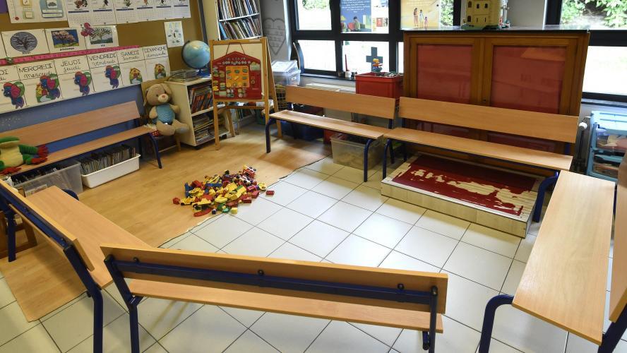 Une fillette de 4 ans violée par des camarades — Paris