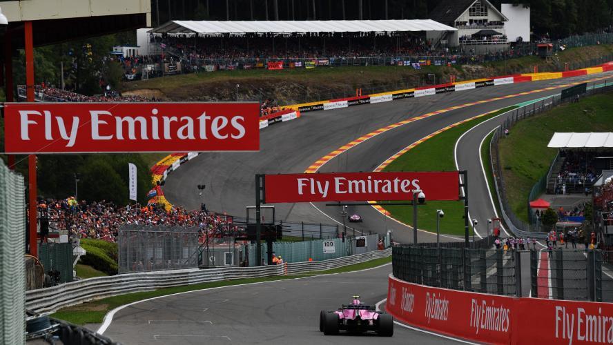 Formule 1 La Fia Valide Le Calendrier 2019 Le Gp De