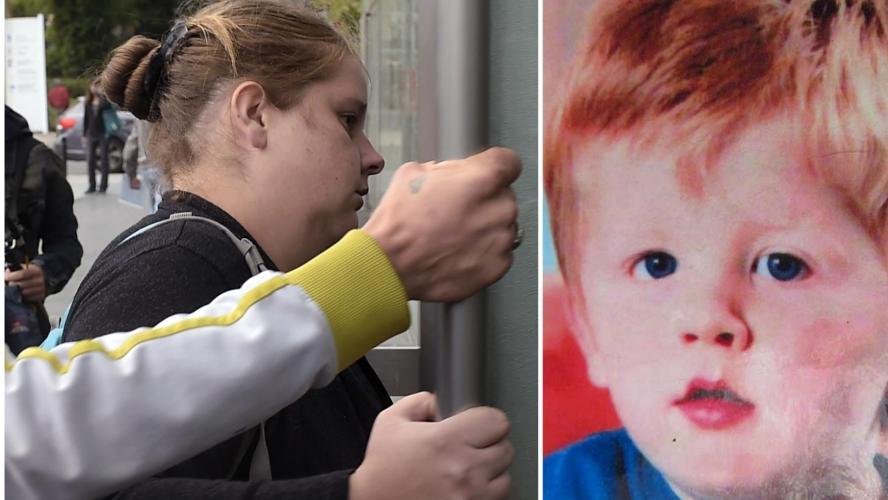 c74447c6d51cf Bastien, 3 ans, tué dans un lave-linge allumé sur le mode essorage puis  lavage en France  15 ans de prison en appel pour Charlène, la mère