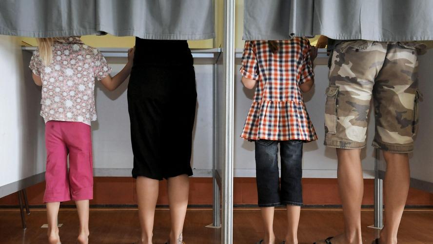 Alerte dans le bureau de vote d hornu de la poudre suspecte