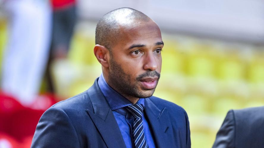 Monaco : Les images du premier entraînement de Thierry Henry