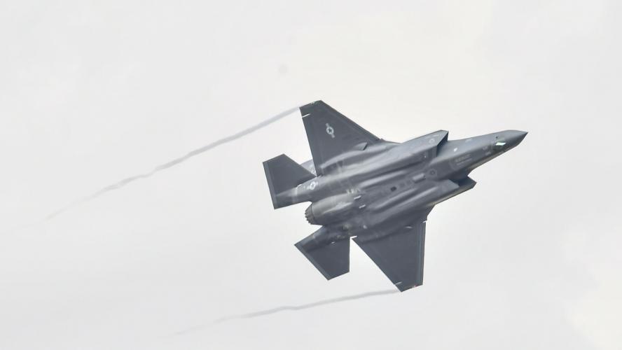La Belgique monte à bord du F-35
