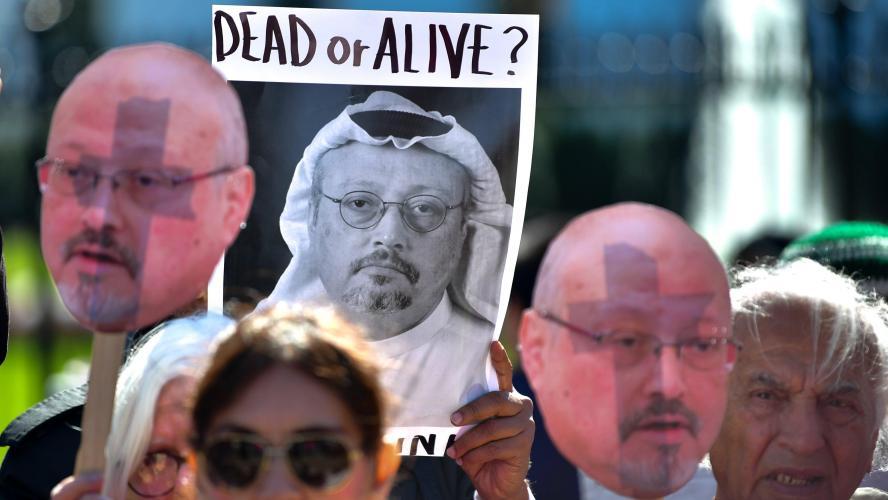 Assassinat du journaliste saoudien Jamal Khashoggi
