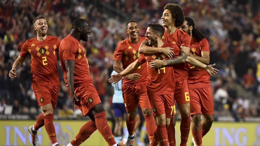 La Belgique dépasse la France — Classement Fifa