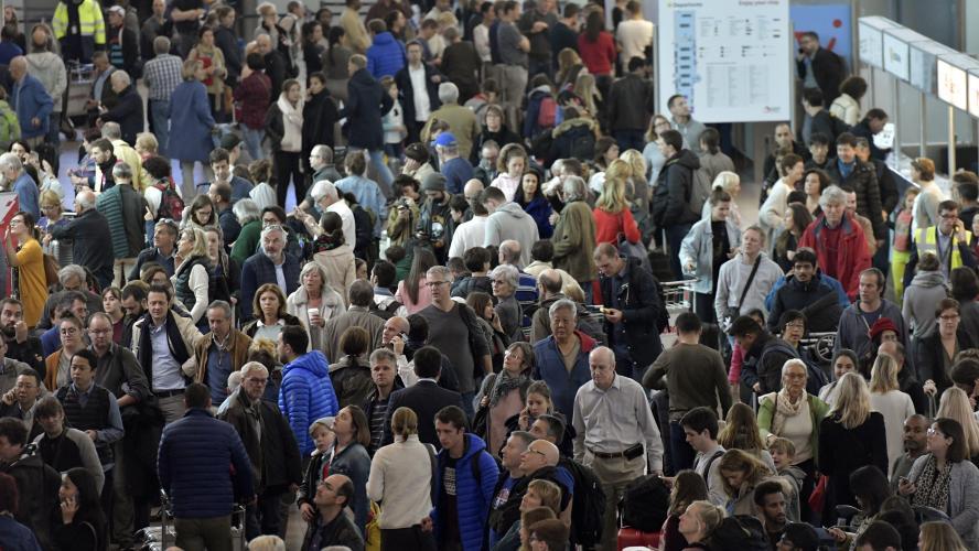 Les négociations vont dans le mur (CGSLB) — Grève chez Aviapartner