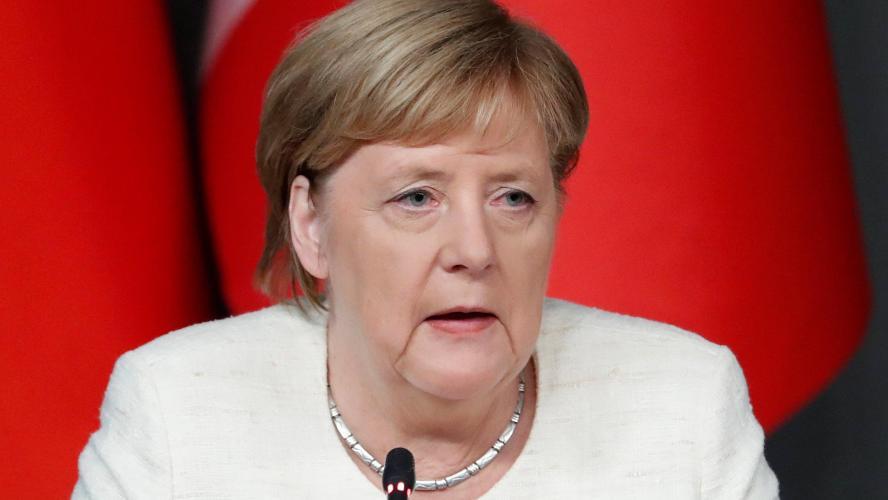 0d47b09da0d Allemagne  lourdes pertes pour le parti de Merkel lors d élections  régionales
