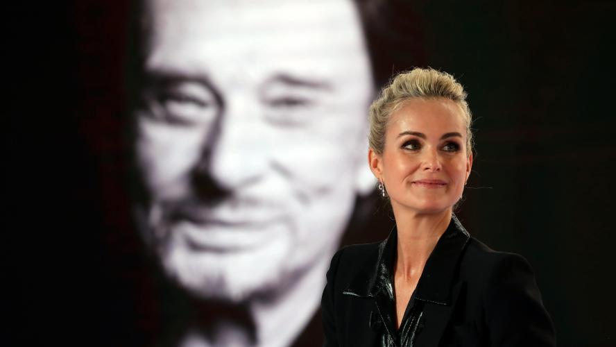 Héritage de Johnny Hallyday : le père de Laeticia accuse…