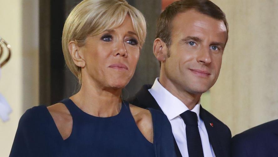 Brigitte Et Emmanuel Macron Bientot Divorces Le Couple