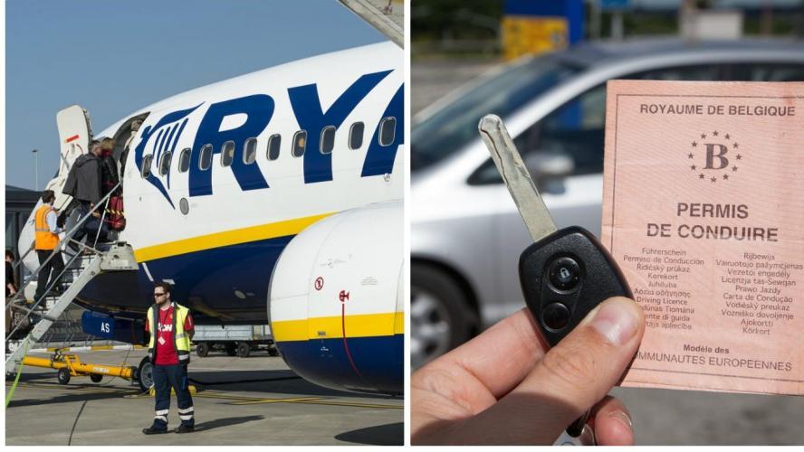 Sur Ryanair, les passagers doivent désormais payer pour les bagages cabines