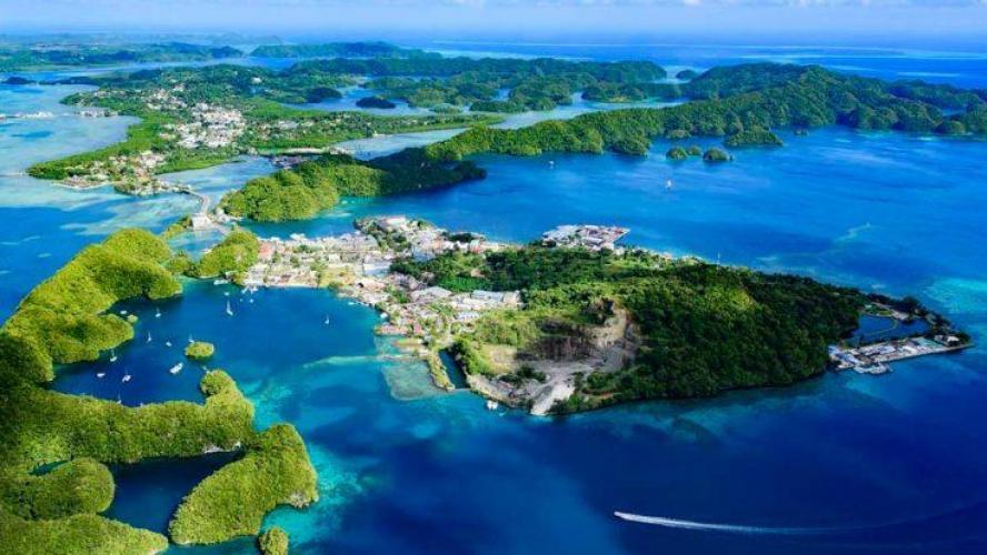 Un paradis du Pacifique interdit les crèmes solaires pour sauver son corail