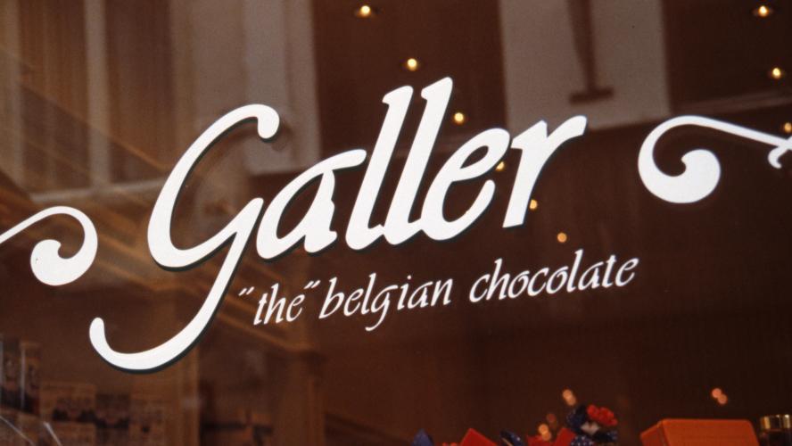 Jean Galler cède l'entièreté de sa chocolaterie