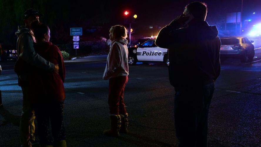 Douze morts dans une fusillade en Californie