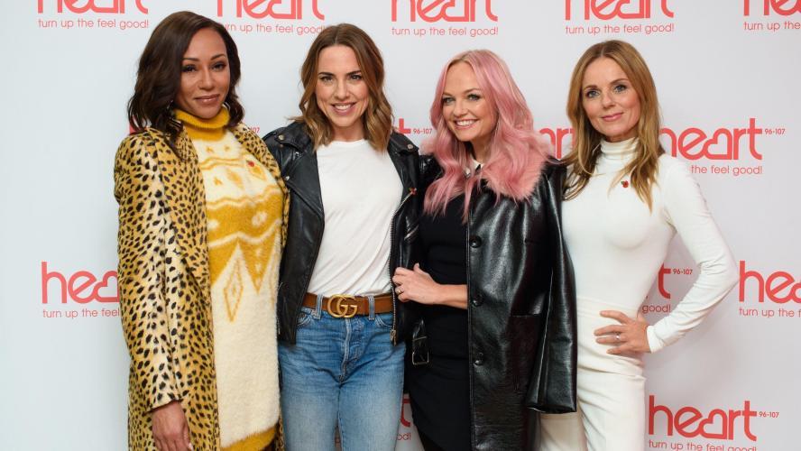 Les places s'arrachent pour la nouvelle tournée des Spice Girls
