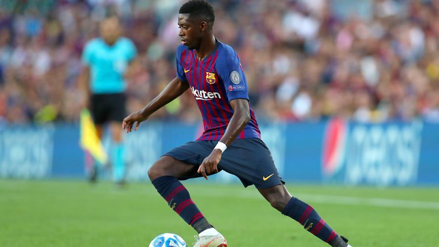 Dembélé écarté, Messi et Umtiti de retour — Barça