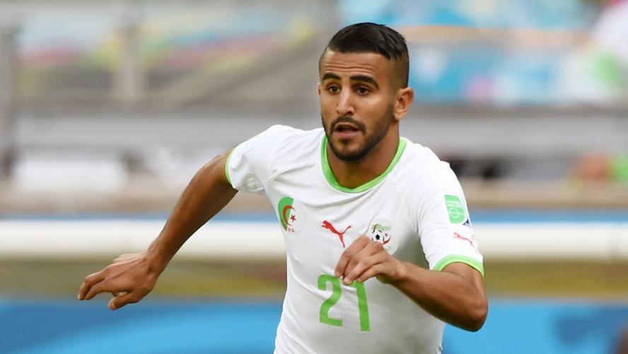 Riyad Mahrez envoie l'Algérie à la CAN
