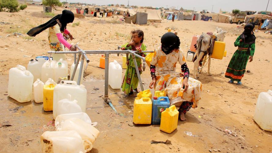 Yémen : 85 000 enfants morts de faim ou de maladie depuis 2015