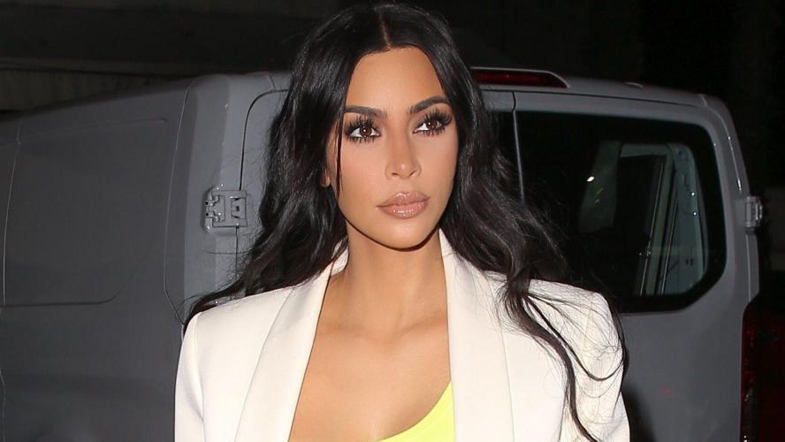 L'intérieur de son jet privé affole la toile (photos) — Kim Kardashian