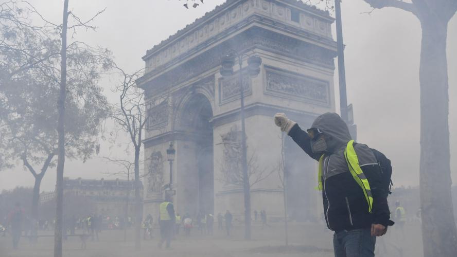 France: un troisième samedi de mobilisation pour les