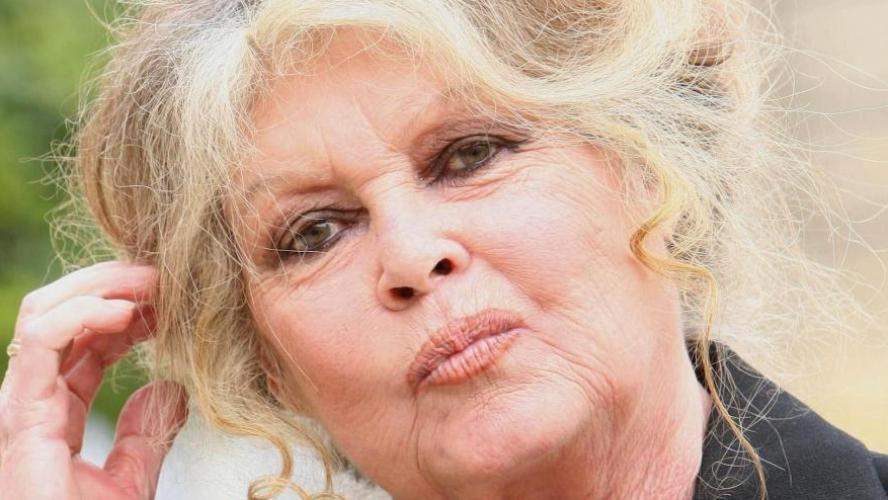 Brigitte Bardot souhaite