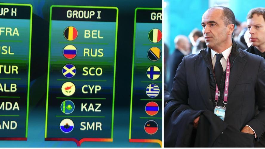 Qualification Euro 2020 Calendrier.Qualifications Pour L Euro 2020 Les Diables Rouges Verses