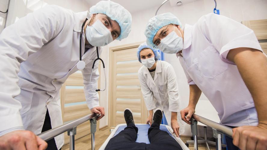 Hospitalisation: les chambres individuelles jusqu'à dix fois plus cher