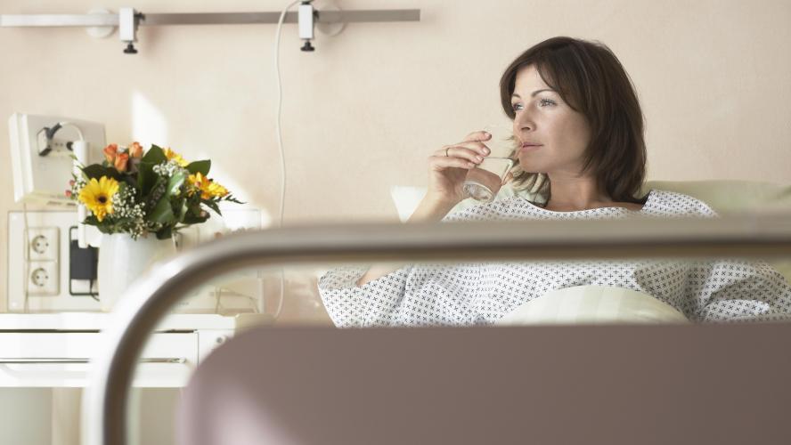 Une chambre d\'hôpital individuelle pour tous, plaide la mutualité ...