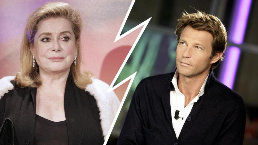 Ses violentes critiques envers Laurent Delahousse — Catherine Deneuve