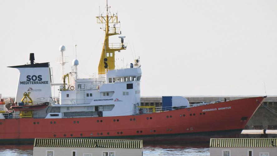 MSF et SOS Méditerranée mettent un terme aux sauvetages de l'Aquarius — Migrants