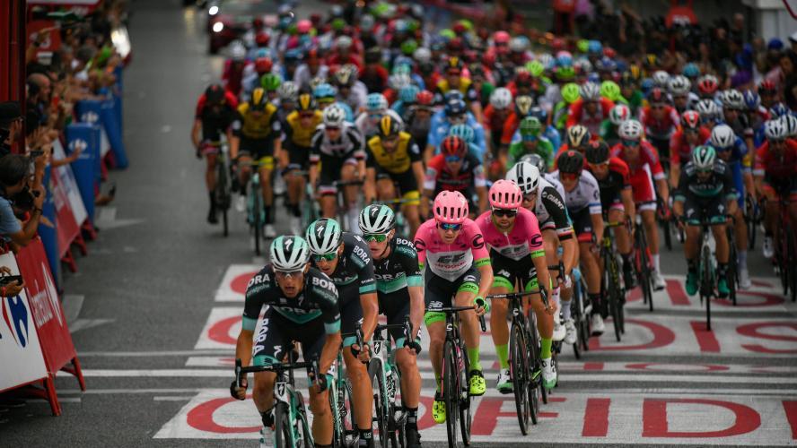 Un grand départ aux Pays-Bas en 2020 — Tour d'Espagne