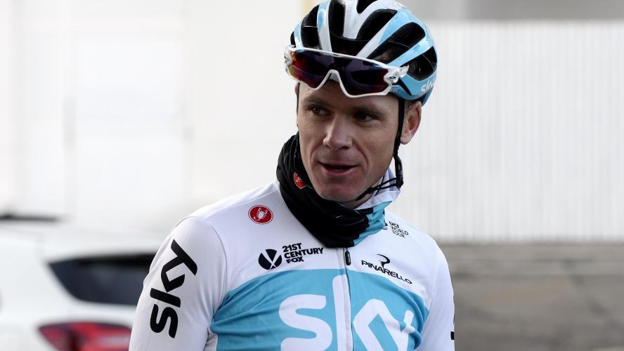 L'avenir de l'équipe Sky en sursis avec le départ du sponsor — Cyclisme