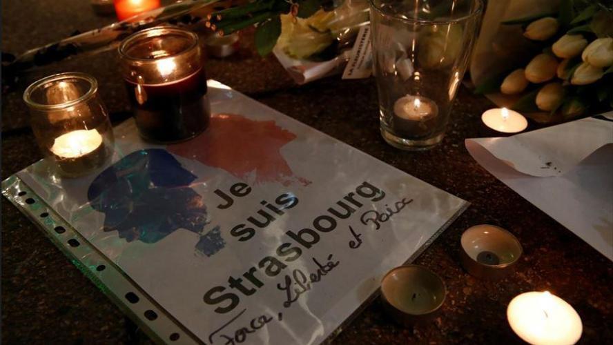Le bilan réévalué à trois morts — Attaque de Strasbourg