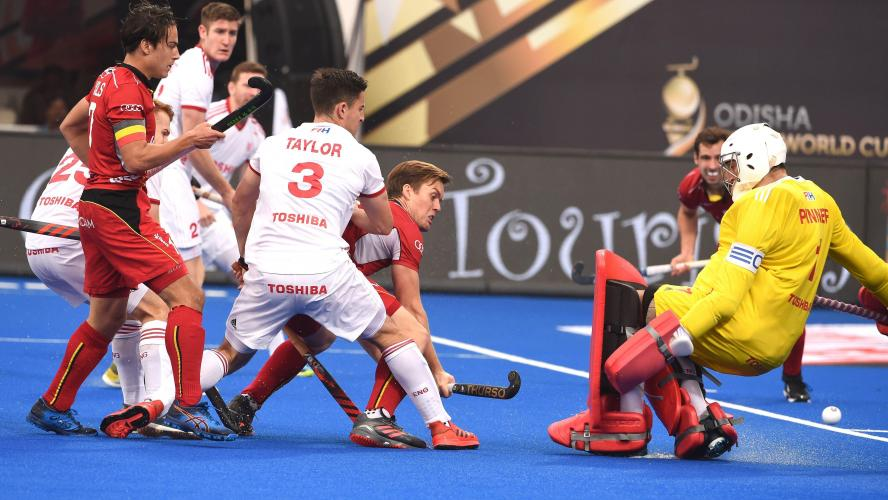 Coupe du monde de hockey les red lions enfoncent l angleterre 0 6 direct - Coupe du monde de hockey 2013 ...