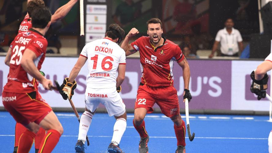 Coupe du monde de hockey la copie parfaite des red lions - Coupe du monde de hockey 2013 ...