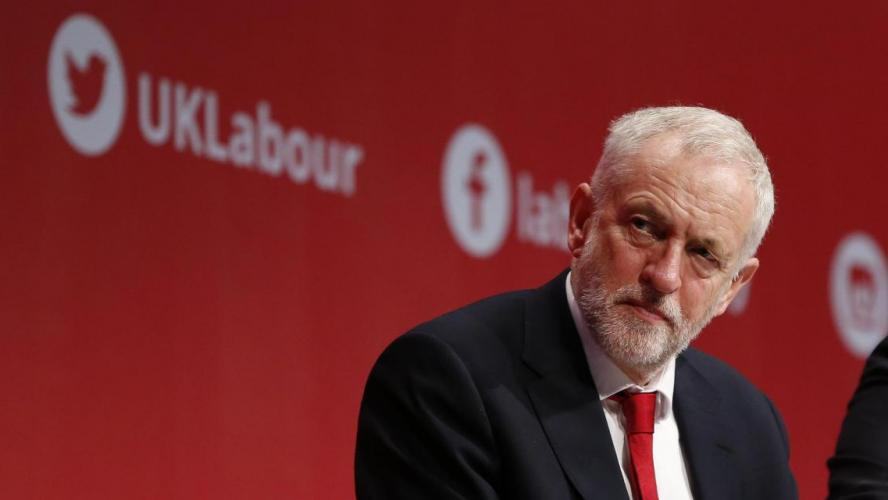 Jeremy Corbyn à l'attaque contre Theresa May — Brexit