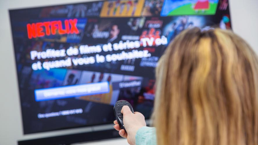 Netflix touché par une courte panne mondiale