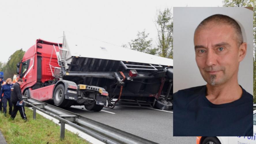 code promo belle couleur dernières tendances Ce policier a évité un carnage sur l'A8 à Tournai en se ...