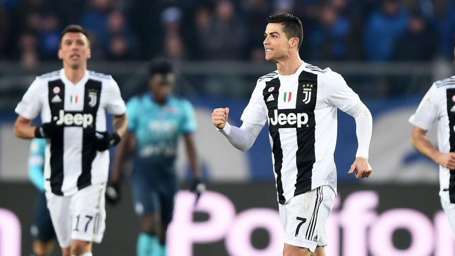 Ronaldo sur le banc… pour la première fois de la saison — Juventus