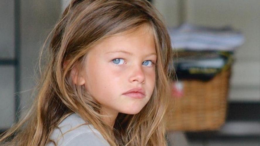 La plus belle Fille du Monde: Thylane Blondeau toujours la plus Belle