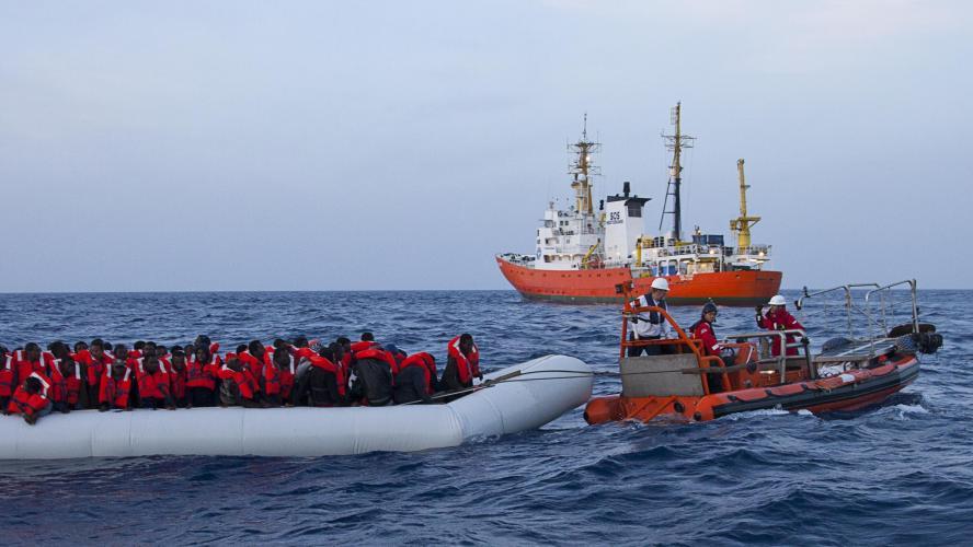 401 migrants secourus en mer depuis le 1er janvier — Espagne