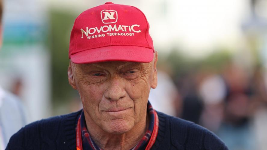 F1: Niki Lauda de retour en soins intensifs à cause d'une grippe