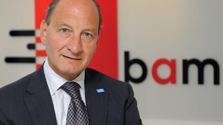 Wouter De Geest, président du Voka. (Belga)