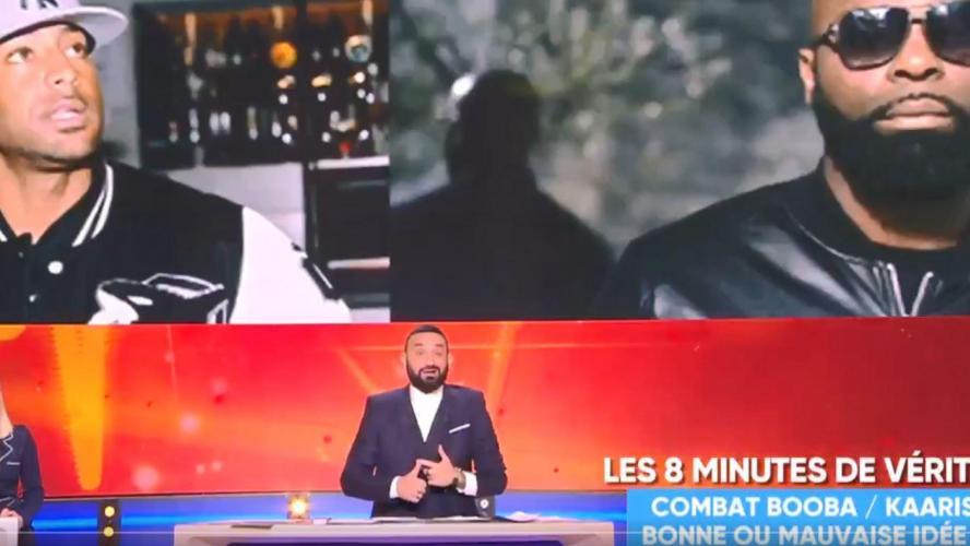Combat: Cyril Hanouna veut affronter Barthès, Chabat et JoeyStarr sur un ring