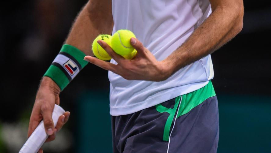 Démantèlement d'un réseau de trucage de matches de tennis — Espagne