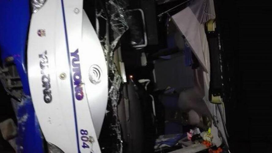 Un Français décédé dans un accident d'autocar — Cuba
