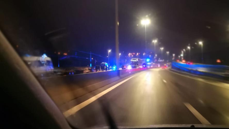 Décès d'un Gilet jaune à Visé: le camionneur a été identifié