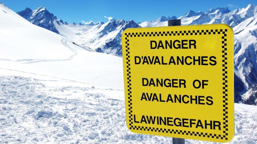Haute-Savoie: deux pisteurs tués par des explosifs de déclenchement d'avalanches