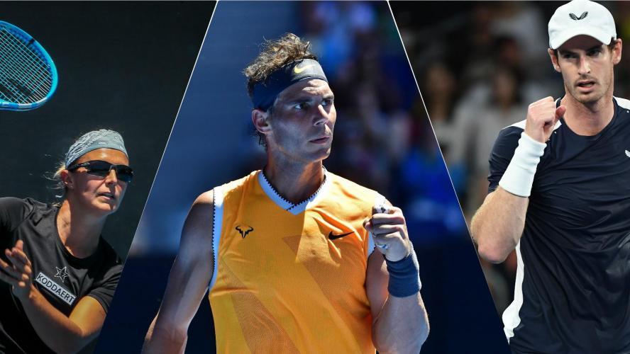 Serena Williams expédie son premier match en 49 minutes — Open d'Australie